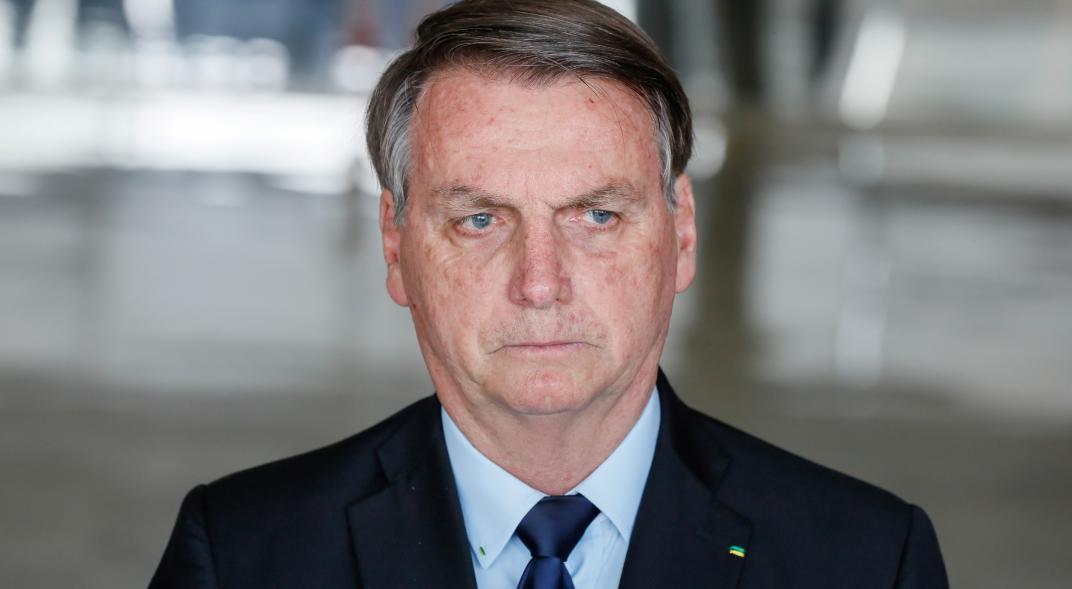 Jair Bolsonaro podría tener Covid-19; espera resultados de la prueba