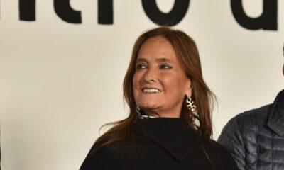 Patricia Armendáriz, la única empresaria en la comitiva de AMLO en EU