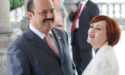 Ordena Juez aprehensión a esposa de César Duarte