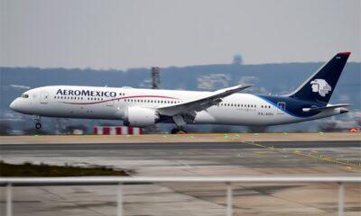 Aeroméxico considera renegocioar contratos de su flota de aviones con SkyWorks