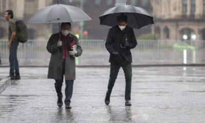 Conagua pronostica lluvias intensas en el país por tormenta tropical Elida