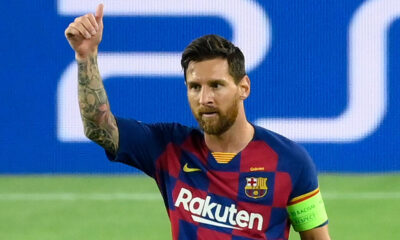 Messi anuncia que no se va del FC Barcelona
