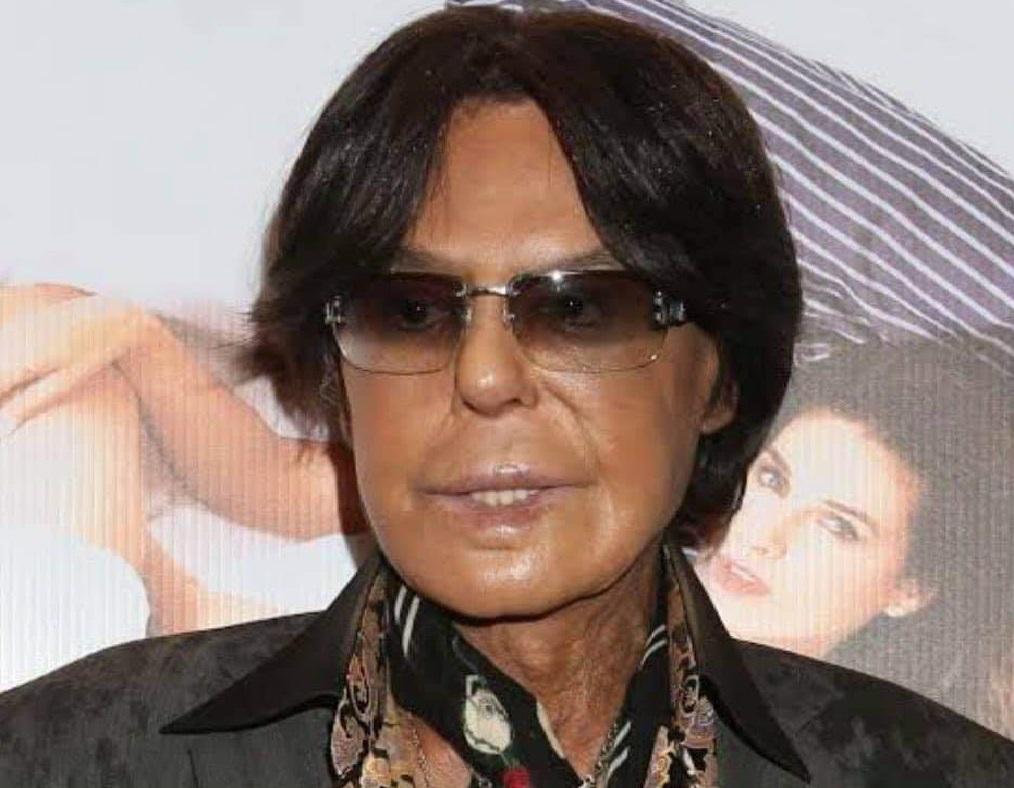 Alfredo Palacios, estilista y presentador, murió a los 72 años