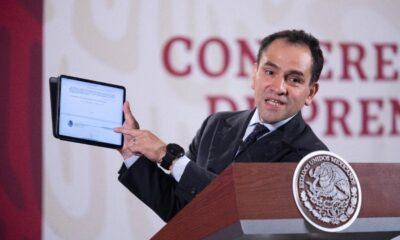 Calderón y Peña pactaron fórmula de distribución de ingresos, reclama AMLO a Alianza Federalista