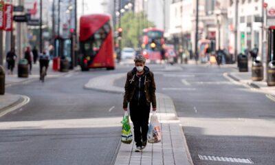 Confinamiento impide recuperación de empleos en Gran Bretaña