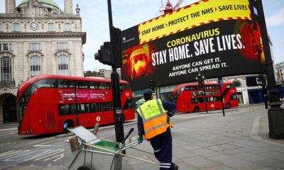 Londres impone medidas de protección por segunda ola de Covid-19