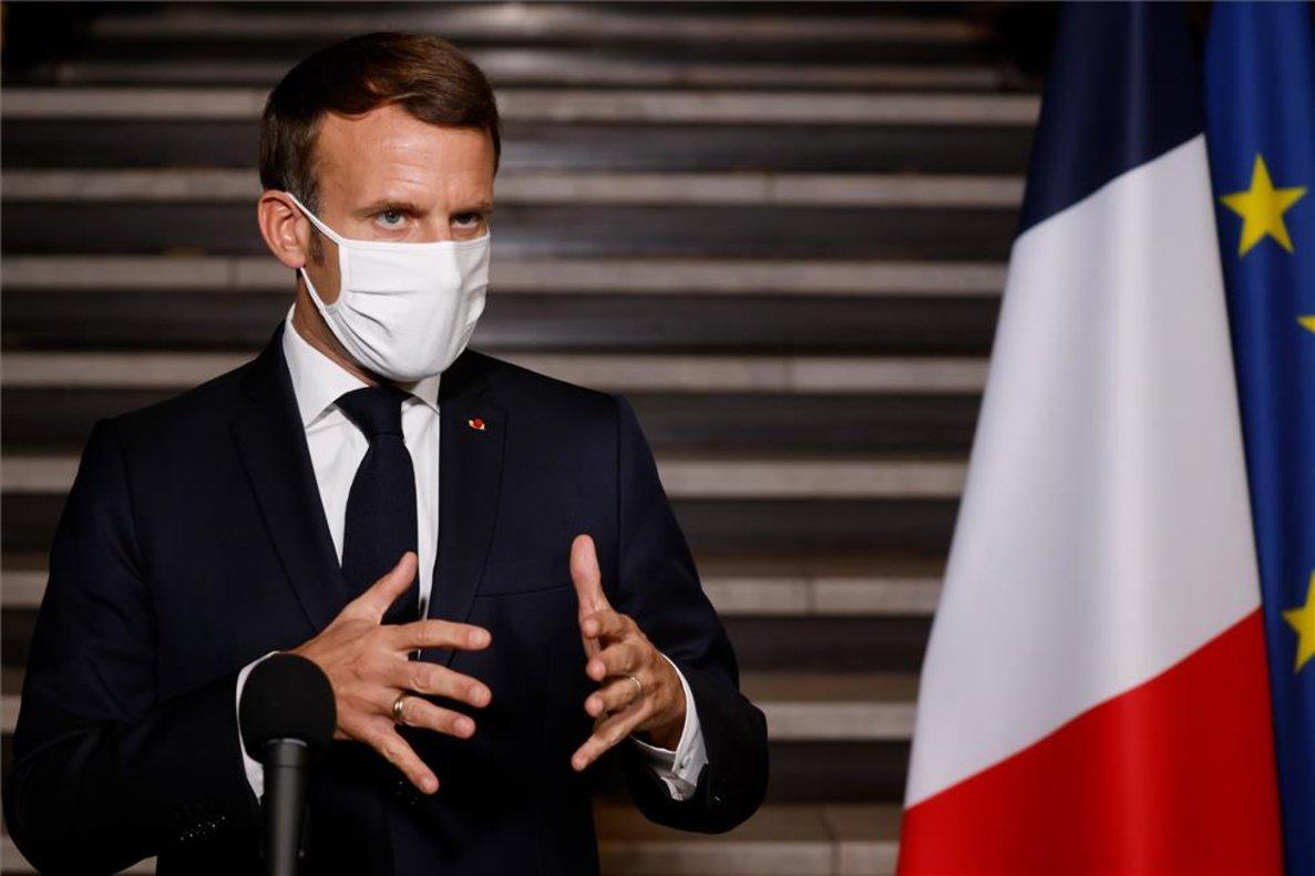 Emmanuel Macron impone nuevo confinamiento en Francia