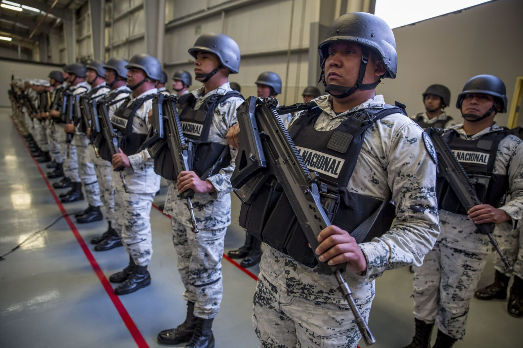 La SSPC asegura que en México no hay zonas en control del crimen organizado