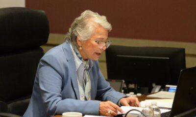 Sánchez Cordero señala falta de representatividad de mujeres en el gobierno