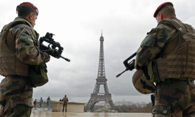 Francia restablece estado de emergencia por Covid-19