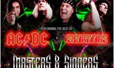 Autoconcierto en homenaje a AC/DC y Scorpions