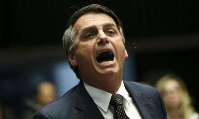 Bolsonaro llama país de maricones a la población por miedo a Covid-19