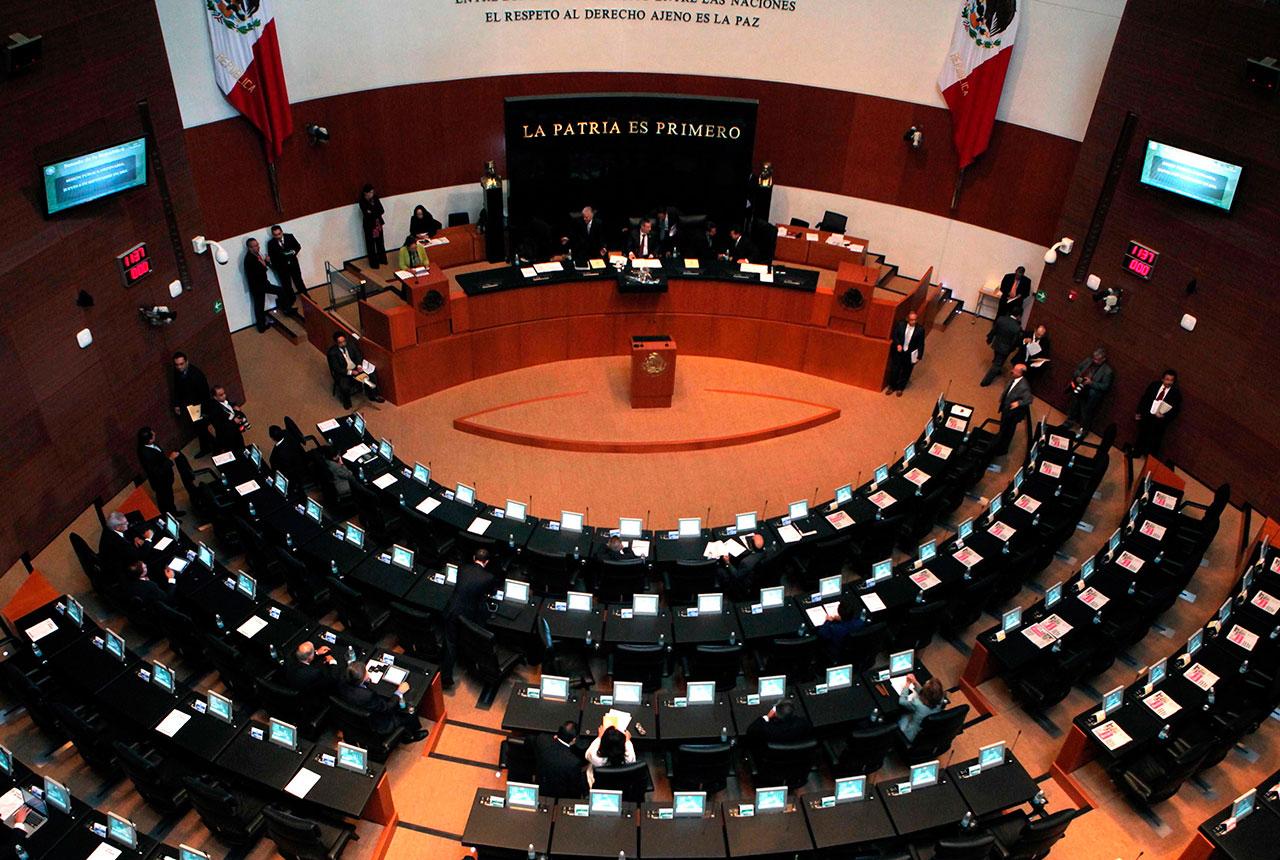 Senado autoriza en lo general eliminar fuero presidencial