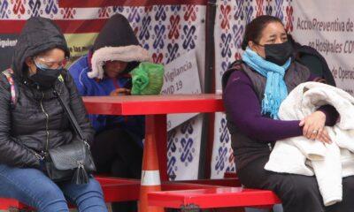 Conagua reporta entrada del frente frío número 13 al país