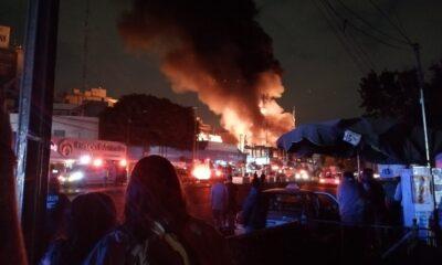 Gobierno de la CDMX reporta incendio en subestación de la CFE