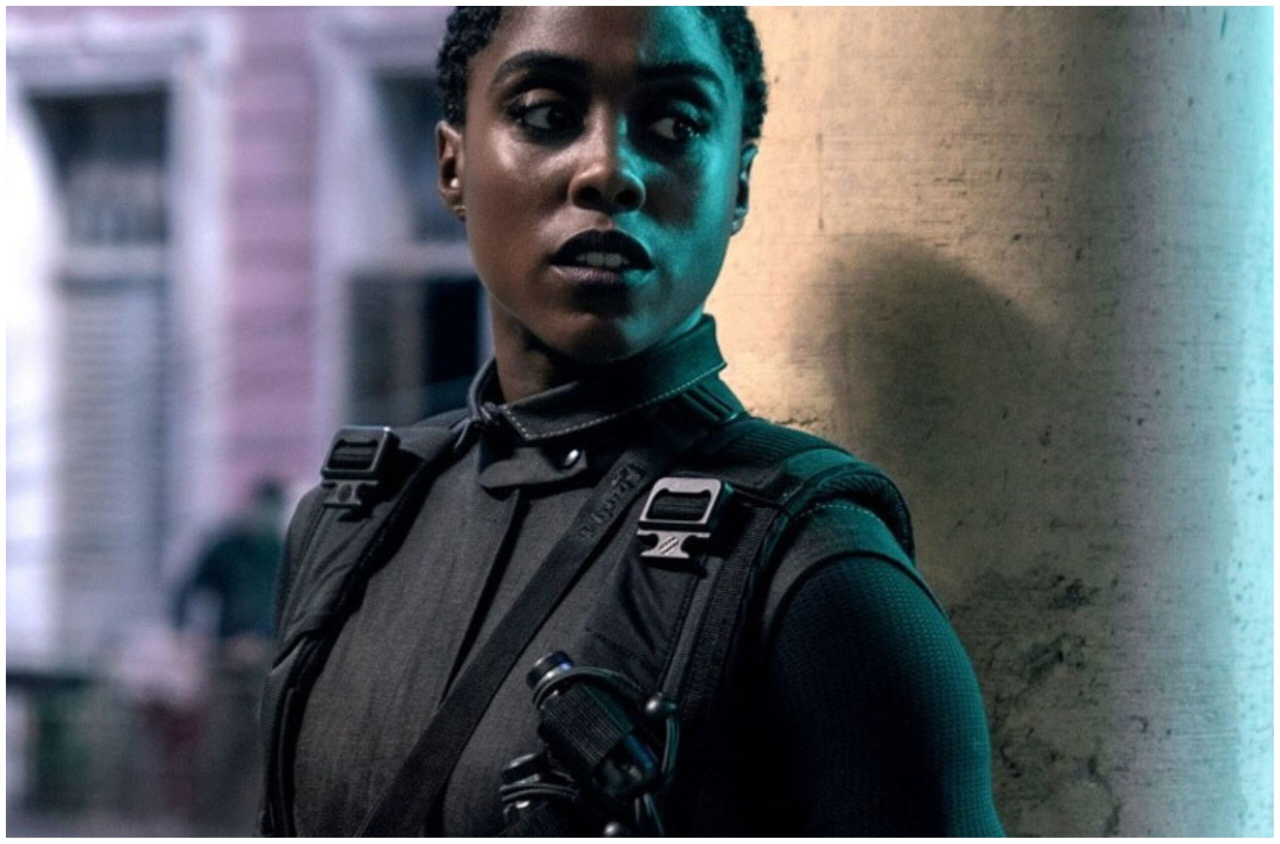 Lashana Lynch se convierte en la nueva agente 007