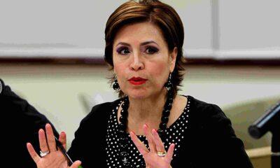 Libran nueva orden de aprehensión contra Rosario Robles