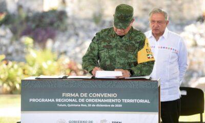 Administración de Tren Maya quedaría (también) en manos de las Fuerzas Armadas