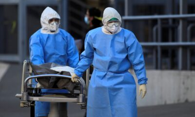 Salud reporta 122 mil 426 defunciones por Covid-19