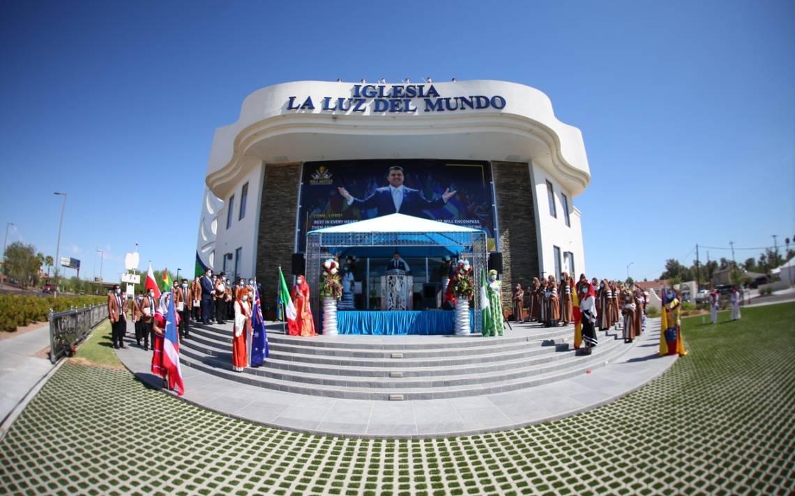 Denuncia la UIF a la Iglesia de la Luz del Mundo y a su líder por enriquecimiento ilícito