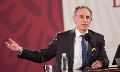 López-Gatell acusa imprecisiones en nota de TNYT sobre pandemia en México