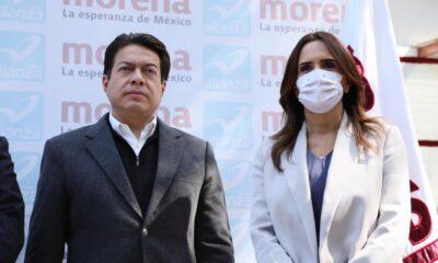 Clara Luz Flores será candidata de Morena a la gubernatura de Nuevo León