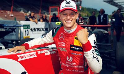Mick Schumacher, hijo de Michael Schumacher, debutará en la F1