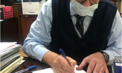 Secretaría de Salud firma convenio para recibir vacuna de Pfizer