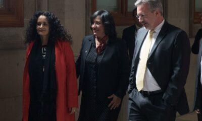 """Con 'imposición' de Salgado Macedonio, """"Morena se acerca a desenlace del PRD"""": Ackerman"""