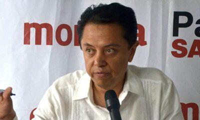 Piden expulsar de Morena a Pablo Amílcar Sandoval, aspirante al gobierno de Guerrero