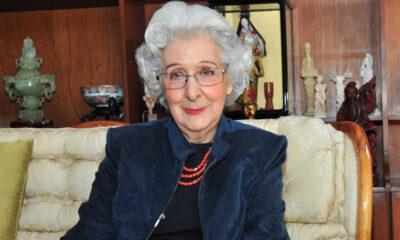 Muere Beatriz Barba a los 92 años, primera arqueóloga titulada mexicana