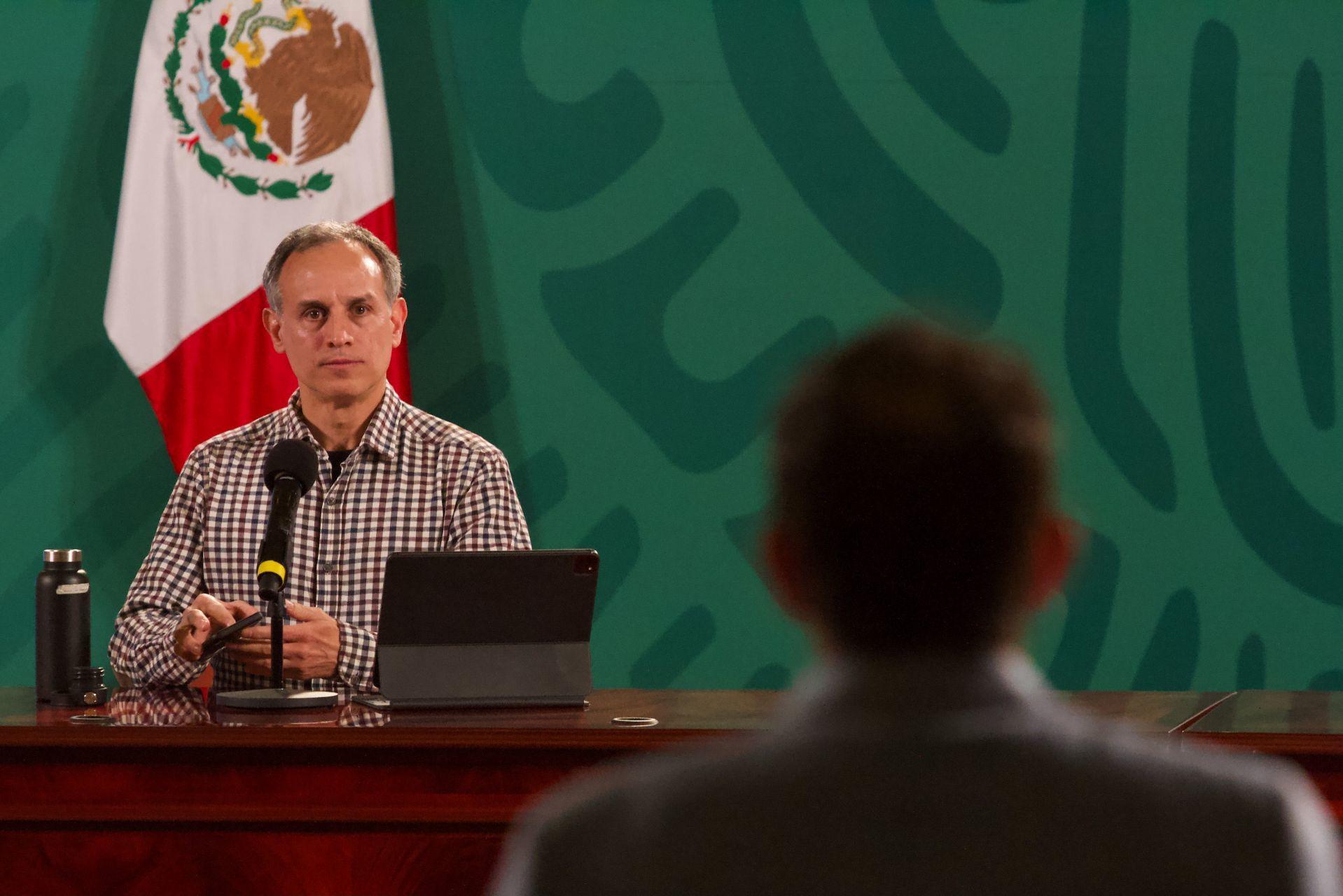 Hay casi 109 mil casos activos de Covid-19; 22% de mexicanos, renuentes a vacunarse