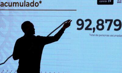 López-Gatell este miércoles se inicia vacunación masiva contra Covid-19