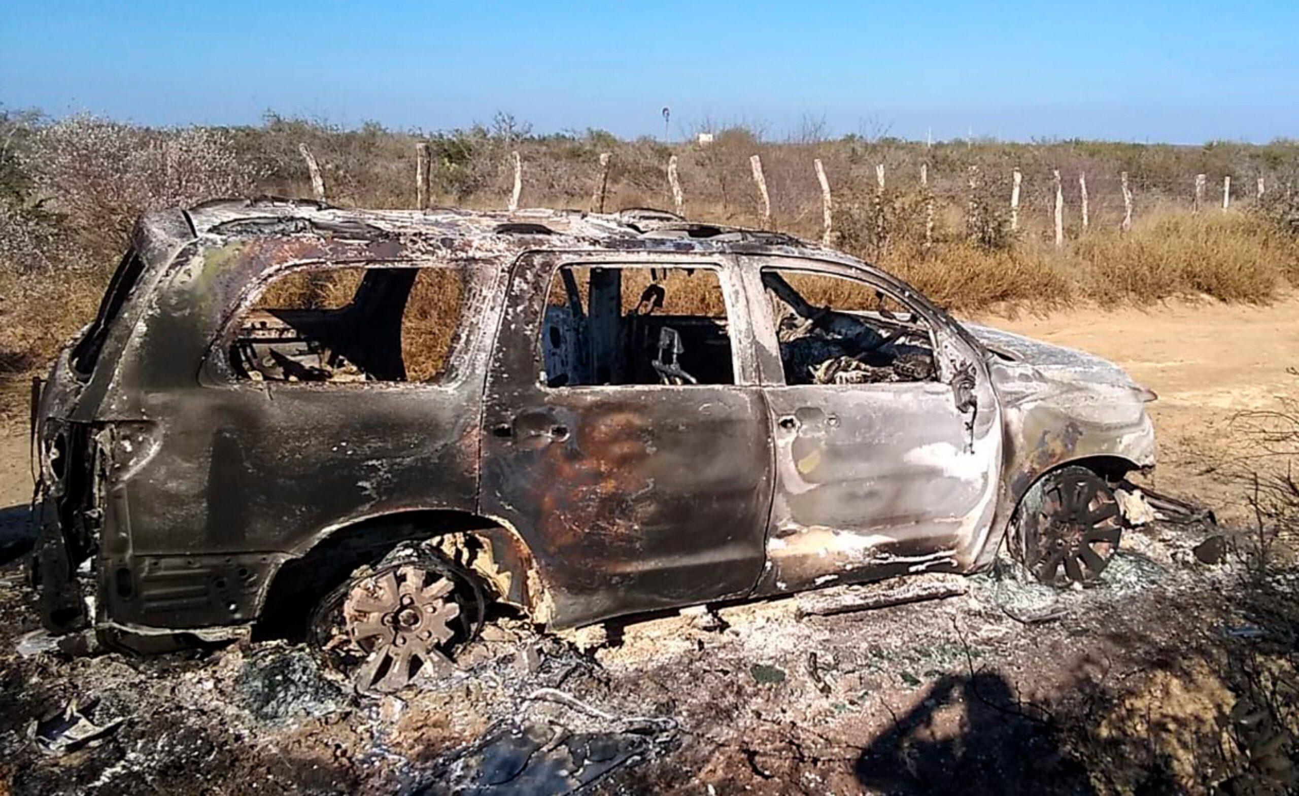 Hallan 19 cuerpos calcinados en Tamaulipas