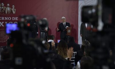 """Las mañaneras no son propaganda"", pero de ahí salen candidatos de Morena"