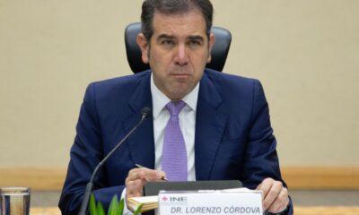 Solo se pide no retransmitir íntegramente mañaneras de abril a junio, revira Córdova a AMLO