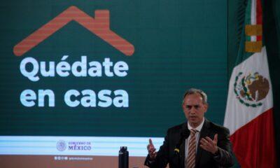 López-Gatell asegura que se apegó a las medidas sanitarias en sus vacaciones