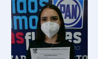 Doris Fernández de Cevallos, sobrina del 'jefe Diego', va para diputada del PAN