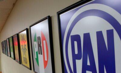 INE informa tiempo de partidos en medios; PAN, PRD y PRI, a la cabeza