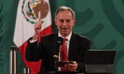 Anuncia López-Gatell aprobación de Cofepris de la vacuna Sputnik-V