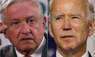 AMLO y Biden sostendrán reunión virtual para tratar sobre migración, Covid y T-MEC