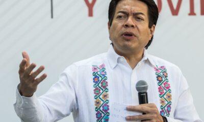 Candidatura de Félix Salgado se mantiene, confirma Mario Delgado