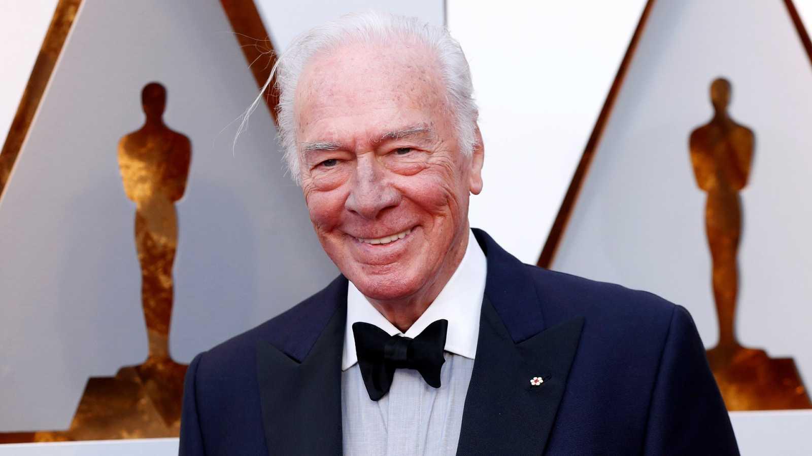 Muere el actor Christopher Plummer a los 91 años