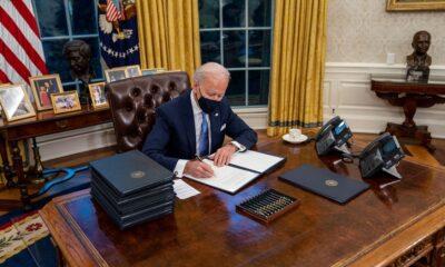 Anuncia Joe Biden propuesta para elevar salario mínimo en EU