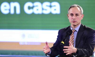 López-Gatell asegura que vacunación no está asociada con fenómenos electorales