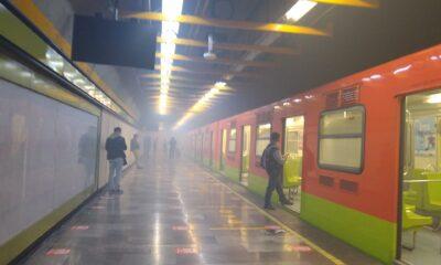 Reportan humo en Línea 3 del Metro en su primer día de operaciones