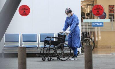 Mundo registra más de 2 millones y medio de muertes por Covid-19