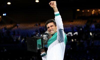 Gana Novak Djokovic Abierto de Australia; consigue su título 18