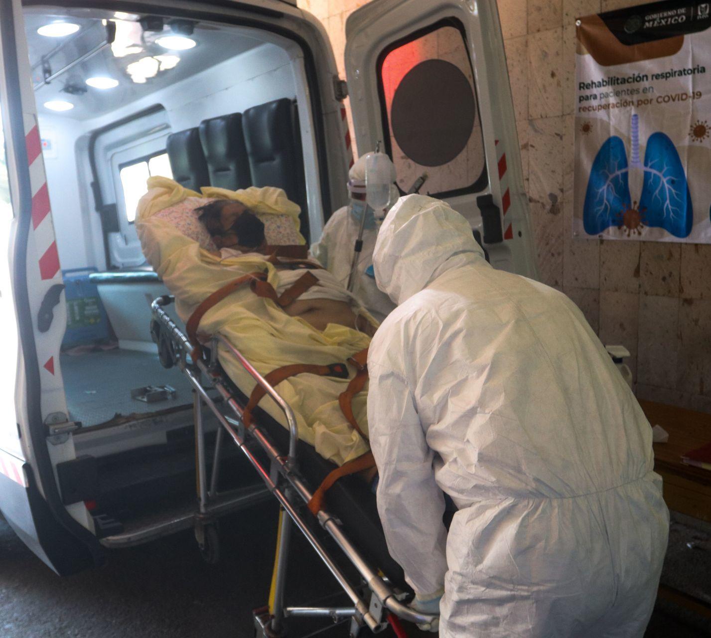 Reporta Salud 166,200 muertes acumuladas por Covid-19