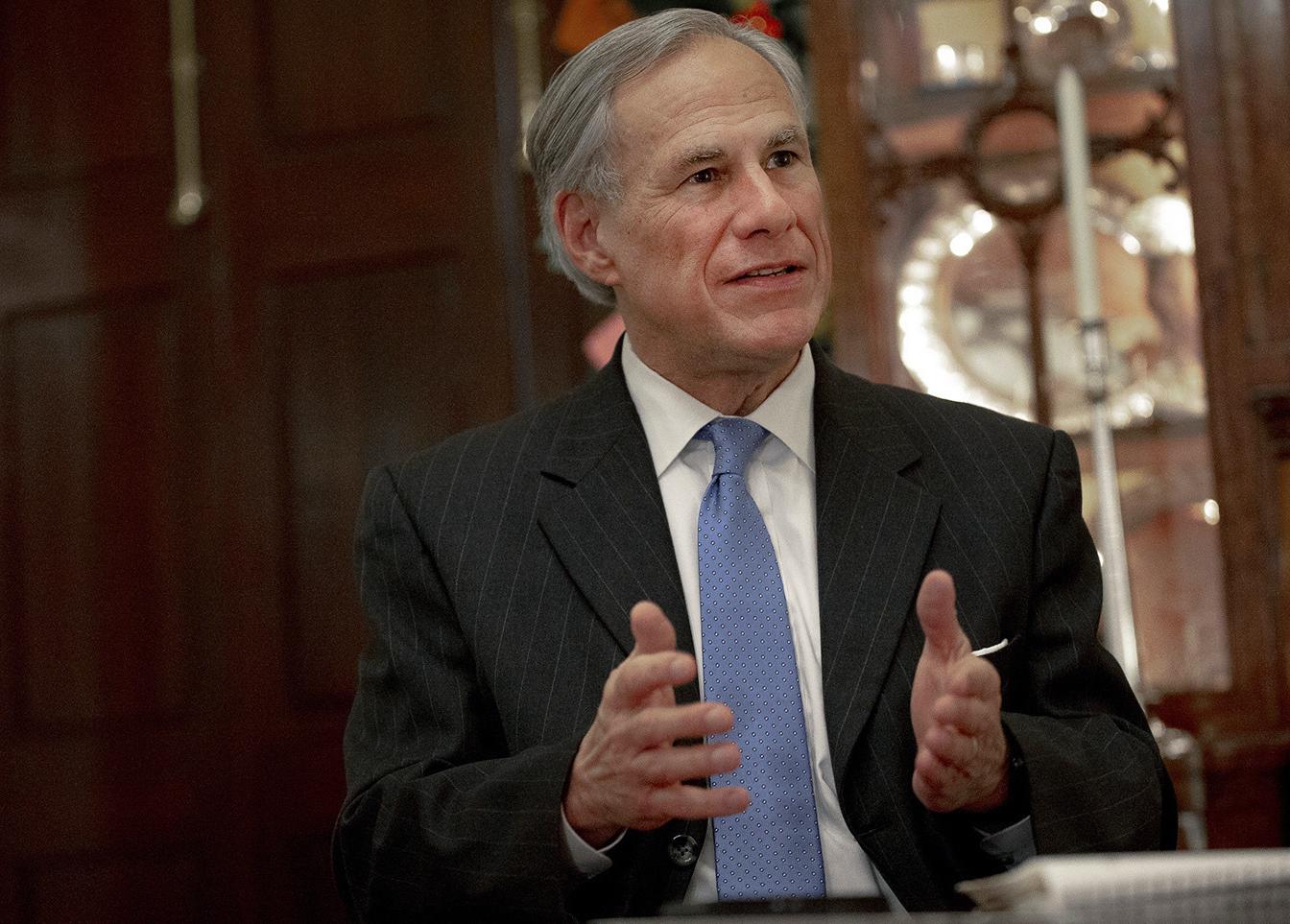Gobernador de Texas ordena reanudar exportaciones de gas natural